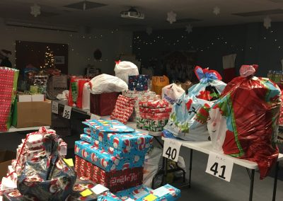 Staff Set UP Holiday Giving (15)