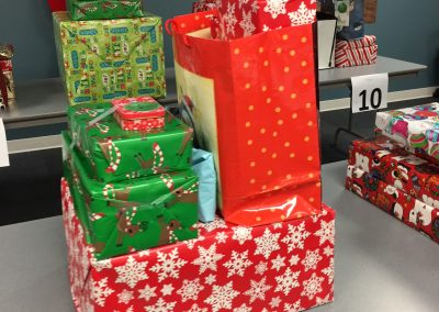 Close up on Gifts